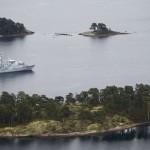 Швеция отказывается от поисков подводной лодки