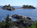 Фото Ладожского озера летом