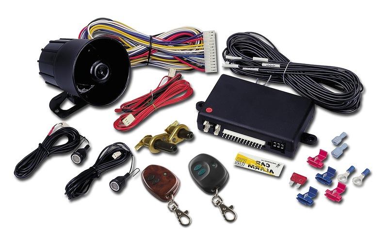 Оборудование для автомобильной сигнализации