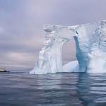 Антарктида, ученые, айсберг