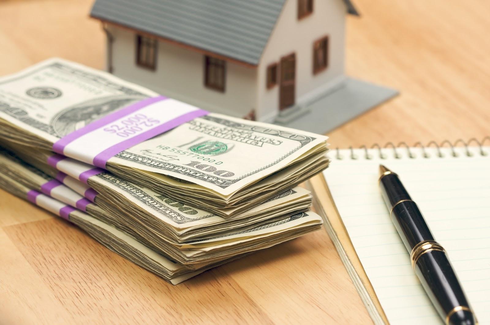 дом, деньги, недвижимость, выгода, налог