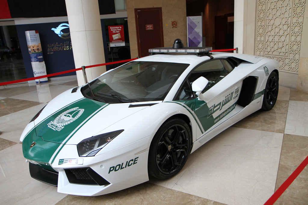 Полиция ОАЭ