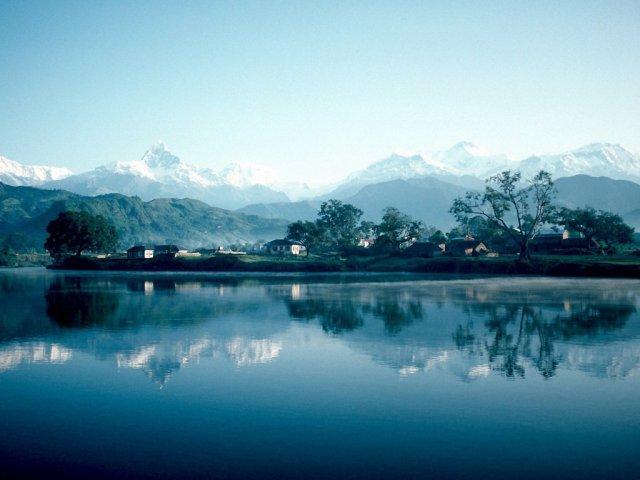 Природа Непала