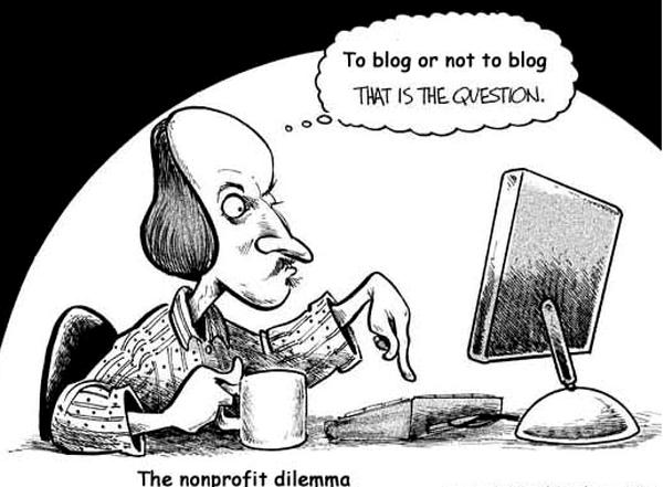 Как работает блоггер